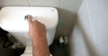 réparer un réservoir